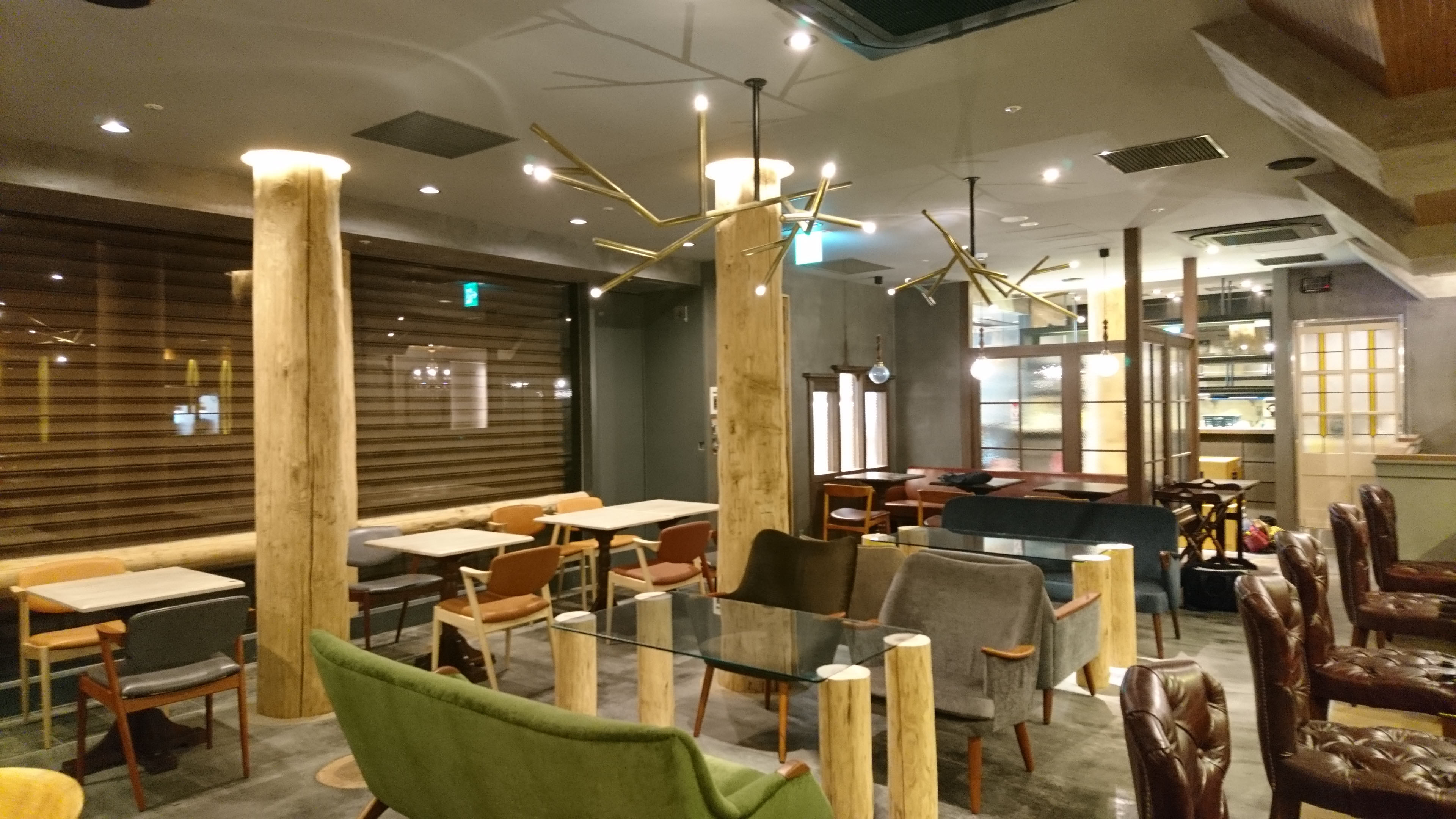オスロコーヒー新宿サブナード-3