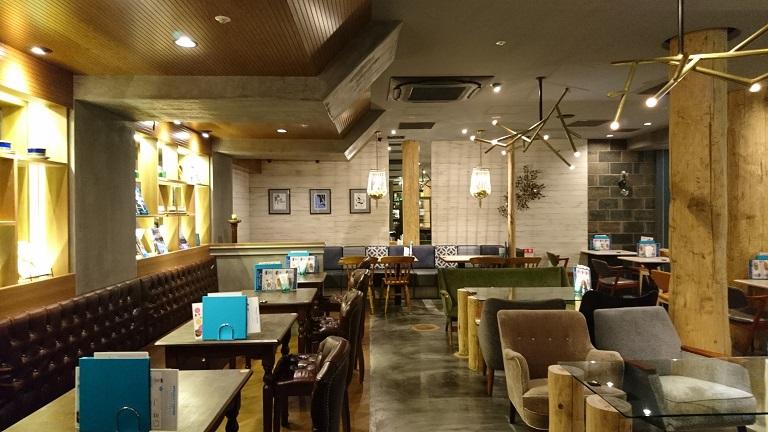 オスロコーヒー新宿サブナード-5